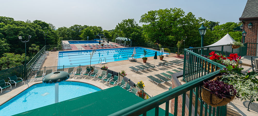 Swimming Country Club Of Peoria
